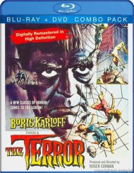 Terror, The (Blu-ray + DVD Combo) Blu-ray
