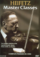Heifetz Master Classes Movie