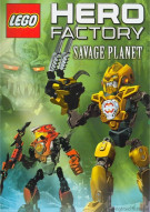 LEGO: Hero Factory - Savage Planet Movie