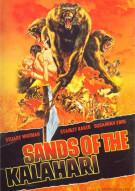 Sands Of The Kalahari Movie