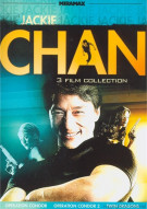 Jackie Chan 3-Film Collection Vol. 2 Movie