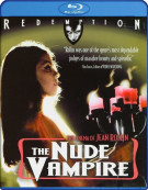 Nude Vampire, The Blu-ray