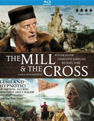 Mill & The Cross, The Blu-ray