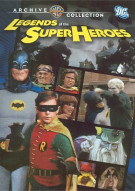 Legends Of The Superheroes Movie