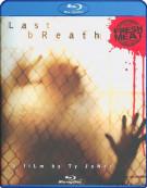 Last Breath Blu-ray