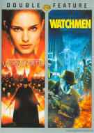 V For Vendetta / Watchmen (Double Feature) Movie