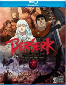 Berserk: The Golden Age Arc 1 - The Egg Of The King Blu-ray