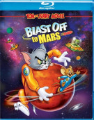 Tom And Jerry: Blast Off To Mars Blu-ray