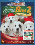 Santa Paws 2: The Santa Pups (Blu-ray + DVD Combo) Blu-ray