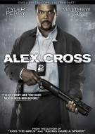 Alex Cross (DVD + Digital Copy + UltraViolet) Movie