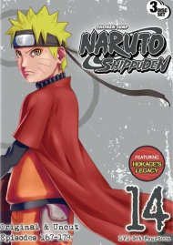 Naruto Shippuden: Volume 14 Movie