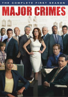 Major Crimes: The Complete First Season Movie