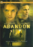 Abandon Movie