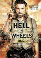 Hell On Wheels: The Complete Second Season Movie