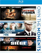 Antwone Fisher / Courage Under Fire / The Siege (Triple Feature) Blu-ray