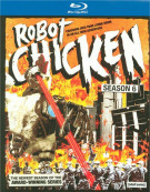 Robot Chicken: Season Six (Blu-ray + UltraViolet) Blu-ray