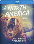 North America Blu-ray