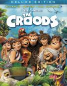Croods, The 3D (Blu-ray 3D + Blu-ray + DVD + Digital Copy) Blu-ray