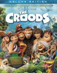 Croods, The 3D (Blu-ray 3D + Blu-ray + DVD + Digital Copy) Blu-ray