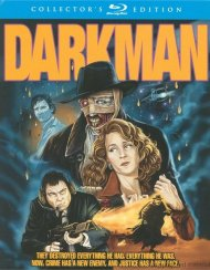 Darkman: Collectors Edition Blu-ray