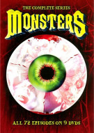 Monsters: The Complete Series Movie
