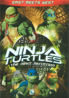 Ninja Turtles: The Next Mutation - East Meets West Movie