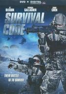 Survival Code (DVD + UltraViolet) Movie