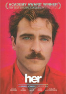 Her (DVD + UltraViolet) Movie
