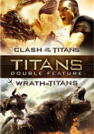 Clash Of The Titans / Wrath Of The Titans Movie