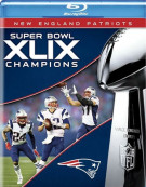 Super Bowl XLIX Blu-ray