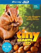 Tiny Giants (Blu-ray 3D) Blu-ray