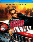 Adventures Of Ford Fairlane, The Blu-ray