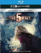 5th Wave, The (4K Ultra HD + Blu-ray + UltraViolet) Blu-ray
