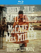 Mccabe & Mrs. Miller: The Criterion Collection Blu-ray