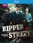 Ripper Street: Season Four Blu-ray