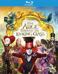Alice Through The Looking Glass (Blu-ray + DVD + Digital HD) Blu-ray