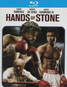 Hands of Stone (Blu-ray + Ultra-Violet) Blu-ray