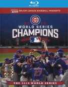 Major League Basebal- 2016 World Series (Blu-ray + DVD Combo) Blu-ray