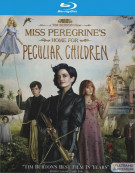 Miss Peregrines Home for Peculiar Children  (4K Ultra HD + Blu-ray + UltraViolet) Blu-ray