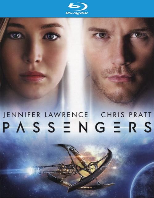 Passengers (Blu-ray + UltraViloet) Blu-ray