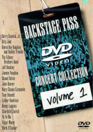 Backstage Pass: DVD Concert Collection (Volume 1) Movie