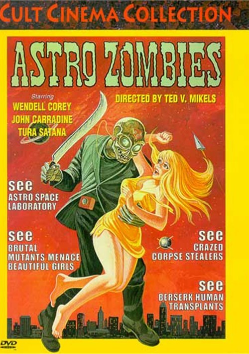Astro Zombies Movie