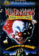 Killer Klowns From Outer Space (Repackage) Movie