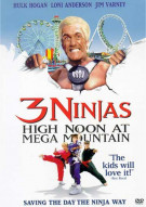 3 Ninjas: High Noon On Mega Mountain Movie