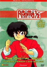Ranma 1/2: Season 1 Box Set - The Digital Dojo Movie