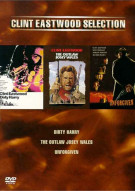 Clint Eastwood Selection: Dirty Harry/ The Outlaw Josey Wales/ Unforgiven Movie