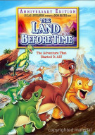 Land Before Time, The: Anniversary Edition Movie