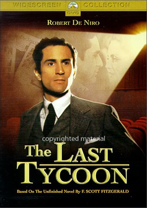 Last Tycoon, The Movie