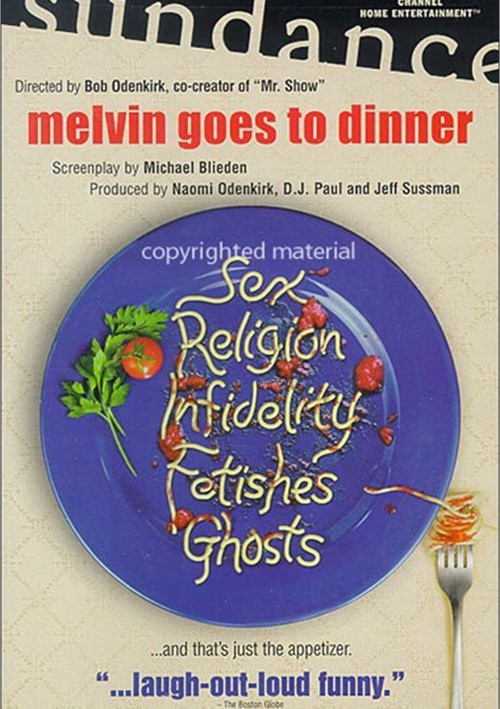 Melvin Goes To Dinner Movie