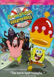 SpongeBob SquarePants Movie, The (Widescreen) Movie
